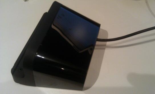 Motorola Xoom USB Dock